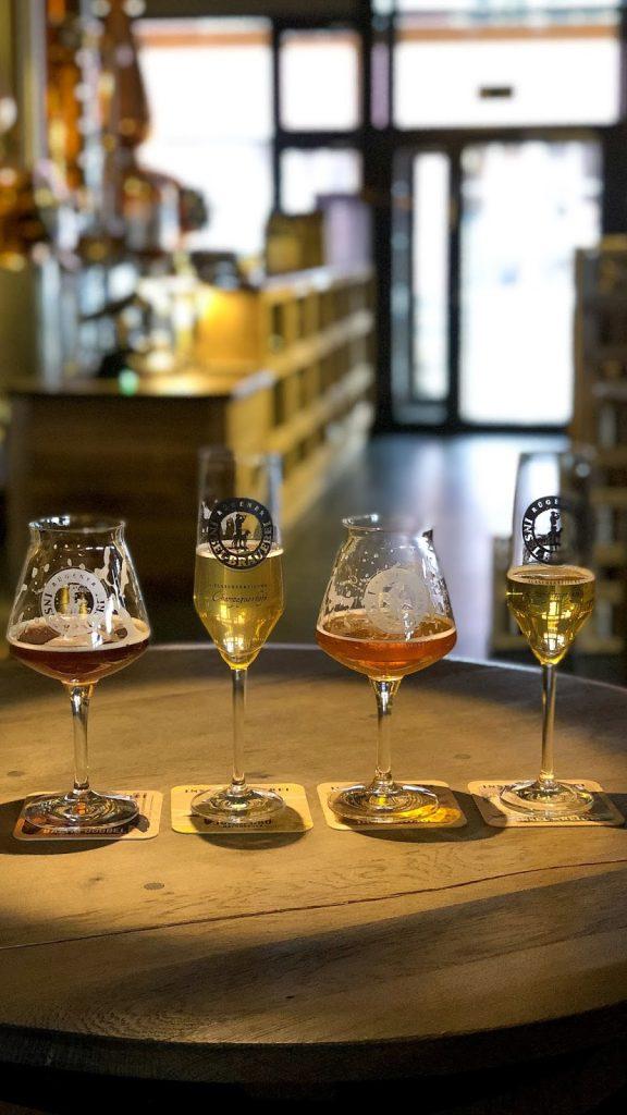Inselbrauerei Rügen - Bierverkostung